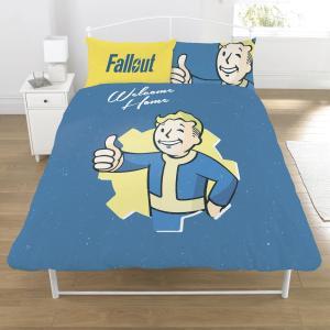Fallout Vault boy Double Duvet (discontinued)
