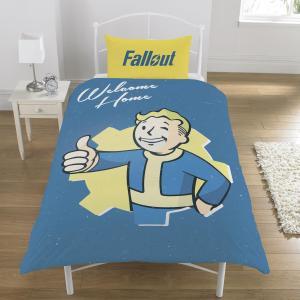 Fallout Vault Boy Yhden hengen pussilakanasetti