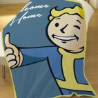 FALLOUT VAULT BOY FLEECE BLANKET 100x150cm 180Gsm