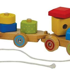 A B Gee - Train Pull Along Toy