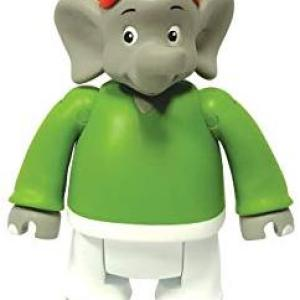Jazwares - Benjamin the Elephant (As a Football Player)
