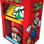 Nintendo : Super Mario Mario version mug gift set /Merchandise