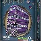 Harry Potter: Knight Bus 3D Puzzle (280pc)