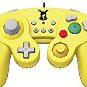 Switch: HORI Super Smash Bros Gamepad - Pikachu
