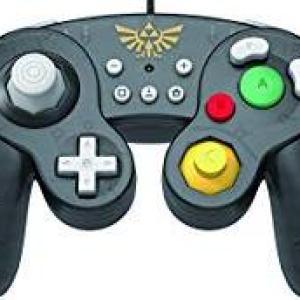 Switch: HORI Super Smash Bros Gamepad - Zelda