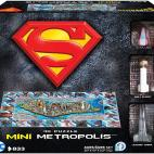 4D Mini Superman Metropolis /Boardgames