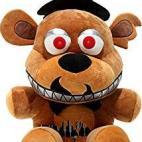 Five Nights at Freddys FNAF Freddy 16
