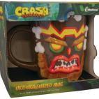 Crash Bandicoot - Uka Uka Shaped Mug /Merchandise