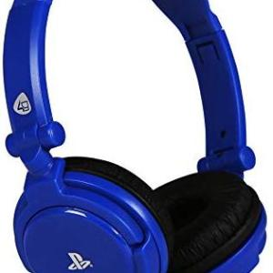 PS4: Pro4-10 Officially Licensed Stereo Gaming Headset (Blue)