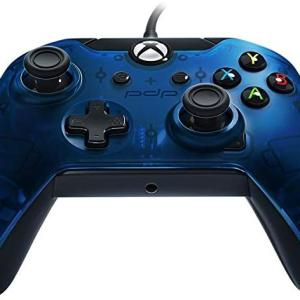 Xbox One: PDP Wired Ohjain – Blue