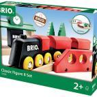 BRIO - Classic figure 8 set 33028