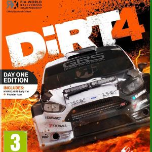 Xbox One: DiRT 4 - Day 1 Edition