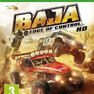 Xbox One: Baja: Edge of Control HD
