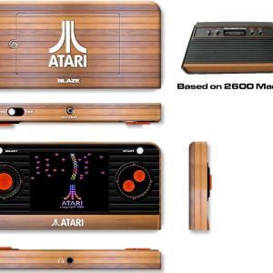 Retro: BLAZE Atari Handheld konsoli (50 Built-In Games)
