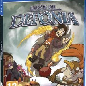 PS4: Chaos on Deponia