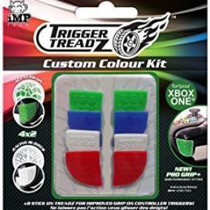Xbox One: Trigger Treadz TT Custom Colour Kit: 8 Pack Set
