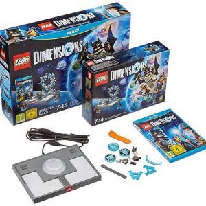 Wii U: Lego Dimensions - Starter Pack