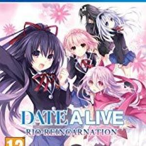 PS4: DATE A LIVE: Rio Reincarnation (ITALIAN)