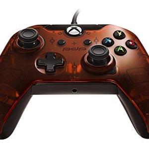 Xbox One: PDP Wired Ohjain – Orange