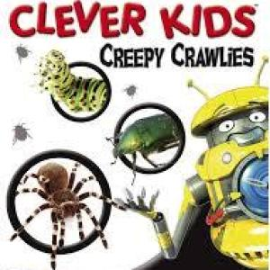 Wii: Clever Kids: Creepy Crawlies
