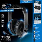 PS4: Turtle Beach Ear Force P12 Amplified Stereo Gaming Headset (DAMAGED)