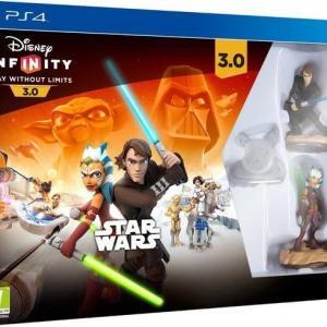 Disney Infinity Star Wars Twilight Of The Republic (Käytetty/Poistettu laatikosta/NoPackaging) /Video Game To