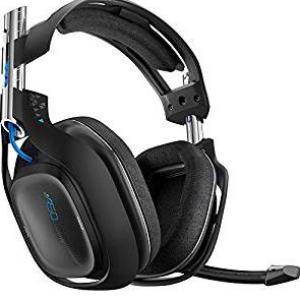 ASTRO Gaming A50 PS4 Wireless Headset 7.1 (Musta)(Käytetty/NO OPTICAL CABLE)