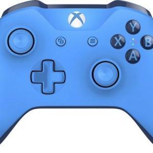 Xbox One: Xbox One Ohjain (Vaurioitut pakkaus) (BLUE)