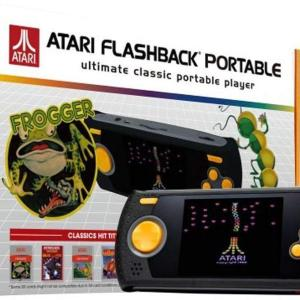 Retro: Atari Flashback Portable (Frogger Edition Inc. 60 Built-In Games) (UK) (Käytetty/Un-tested)