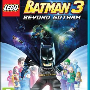 Wii U: LEGO Batman 3: Beyond Gotham