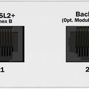 Hewlett Packard Procurve Secure Router / Module 1xADSL2