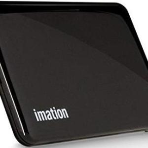 Imation Apollo: M100 Portable Hard Drive 320GB - Black USB 2.0
