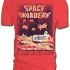Invaders Del Espace - T-Shirt (2X-LARGE)
