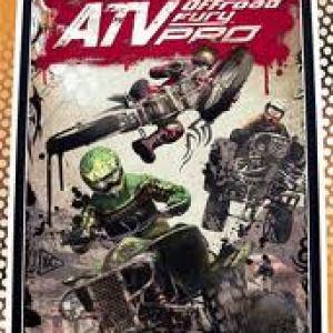 PSP: ATV Off-Road Fury Pro