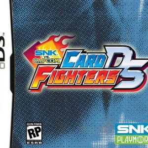 NDS: SNK vs. Capcom Card Fighters