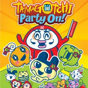 Wii: Tamagotchi Party On