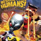 Wii: Destroy All Humans! Big Willy Unleashed  (DELETED TITLE)