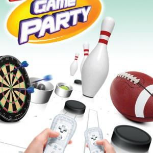 Wii: More Game Party (AKA Game Party 2)