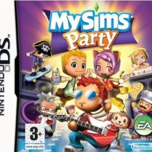 NDS: My Sims Party