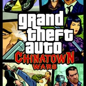 PSP: Grand Theft Auto: Chinatown Wars