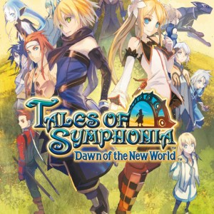 Wii: Tales of Symphonia: Dawn of the New World
