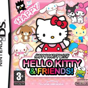 NDS: Happy Party With Hello Kitty & Friends