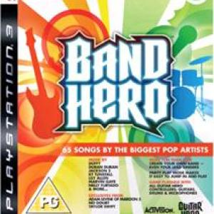 PS3: Band Hero: Standalone Game (BBFC)