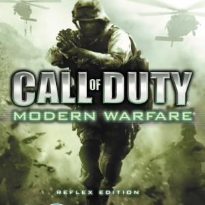 Wii: Call of Duty Modern Warfare Reflex