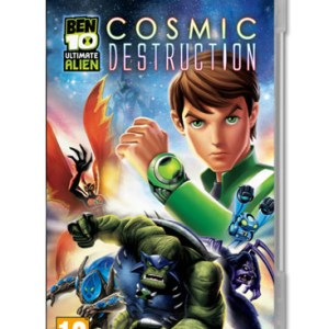 PSP: Ben 10: Ultimate Alien - Cosmic Destruction