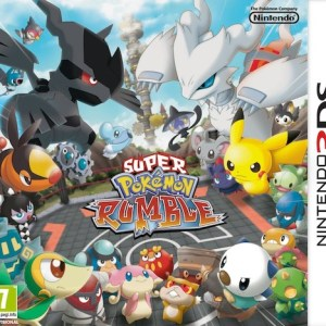 3DS: Super Pokemon Rumble