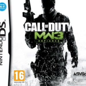NDS: Call of Duty: Modern Warfare 3