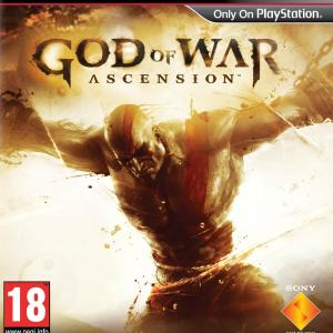 PS3: God of War Ascension (käytetty)