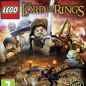 Vita: Lego Lord of the Rings