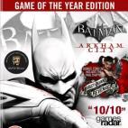 PC: Batman: Arkham City - Game of the Year Edition (BBFC)